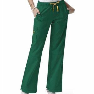 Women's Wonderwink Four stretch scrub pants